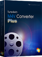 Tune4Win M4V Converter Plus for Windows discount coupon