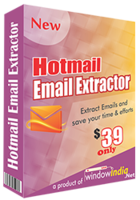 Hotmail Email Extractor discount coupon