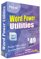 Word Power Utilities discount coupon