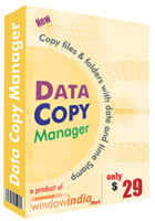 Data Copy Manager discount coupon