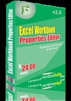 Excel Workbook Properties Editor discount coupon