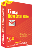 Gmail New Email Notifier discount coupon