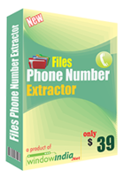 Files Phone Number Extractor discount coupon