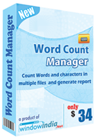 Word Count Manager discount coupon