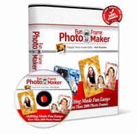 cheap Photo Fun Frame Maker 4.0