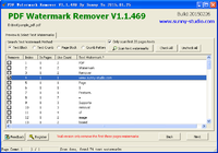 PDF Watermark Remover Home Edition discount coupon