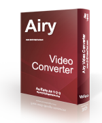 Airy Video Converter discount coupon