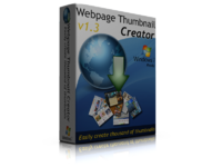 Webpage Thumbnail Creator – Single PC license discount coupon