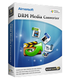 Discount code of Aimersoft DRM Media Converter,  	Free and Share Your DRM Video and Audio Files