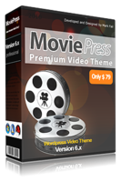 <p> 	<strong>MoviePress is the ideal soltion for creating niche market video websites for almost any online niche!</strong></p>