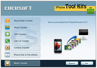 Cucusoft iPhone Tool Kits