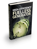 High-Efficiency Fuelless Generator 57% off was $47 Now $27