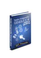 Tesla Magnetic Generator – eBook and Video discount coupon
