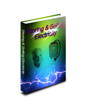 Tesla Magnetic Generator - eBook - Storing And Selling Electricity - 1.0 | Smart marketing