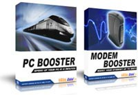 <p>Optimise your PC in less than 2 minutes Booster Pack contains all the secrets to speeding up and optimizing your PC and speed up your Internet, without spending more money on additional hardware. It turbo-charges your PC to make it much more stable by preventing system inefficiencies that cause crashes, lockups and slowdowns of your computer. By running Booster Pack's Auto Tune, you'll have faster and more responsive system that is less prone to crashes and fatal error messages.</p>