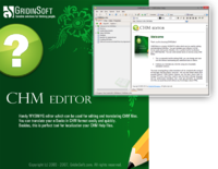 CHM Editor Professional coupon