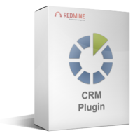Redmine CRM plugin Screen shot