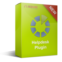 Redmine HelpDesk plugin