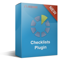 RedmineCRM Checklists plugin