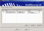 EmailRecovery for Outlook Express