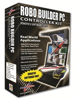 <p>Plug n play software for RoboBuilder Controller to manipulate servos and switches via your PC</p>