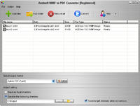 Aostsoft WMF to PDF Converter discount coupon