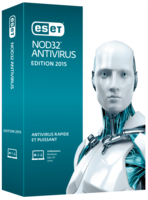 NOD32 Antivirus - Réabonnement 1 an pour 2 ordinateurs