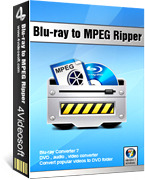 <p> 	4Videosoft Blu-ray to MPEG Ripper can rip blu-ray to MPEG format and convert general DVD to AVI, MPEG, MP4, FLV, WMV, MKV, iPod, PSP, etc, and rips audio to AAC, AC3, MP3, OGG, WMA etc. with perfect quality at higher ripping speed.</p>