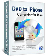 <p>4VideoSoft DVD to iPhone Converter for Mac es el DVD completo y profesional para iPhone Converer para usuarios de Mac para convertir DVD a iPhone video y audio fácilmente con Mac.</p>