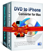 <p> 	<span>4Videosoft DVD to iPhone Suite for Mac contains DVD to iPhone Converter for Mac and iPhone Video Converter for Mac. Therefore, this DVD to iPhone Suite for Mac is able to convert DVD to MPEG-4, H.264/MPEG-4 AVC, MOV, M4V, AAC, MP3, WAV, AIFF, etc.</span></p>