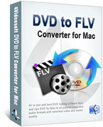 <p> 	<span>4Videosoft DVD to FLV converter for Mac, being an easy yet powerful Mac DVD to FLV converter specially developed for Mac OS users, is your ideal solution to convert DVD to FLV for Mac.</span></p>