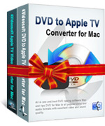 4Videosoft Apple TV Converter Suite for Mac Screen shot
