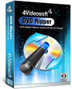 buy discount 4Videosoft DVD Ripper with coupon code