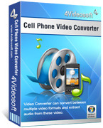 <p> 	Convert all the media files to the cell phone compatible video/audio formats.</p>