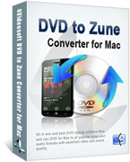 <p> 	<span>4Videosoft DVD to Zune Converter for Mac is specially developed Mac DVD to Zune Video Converter for Mac users to convert DVD to Zune compatible video/audio formats on Mac OS, like convert DVD to Zune MP4, WMV.</span></p>