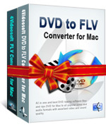<p> 	<span>4Videosoft FLV Converter Suite for Mac can convert DVD video on Mac to FLV/SWF, Flash video for the propagation online. After that, you are able to upload the DVD movie to YouTube, MySpace, Google video, etc.</span></p>