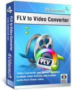 <p> 	Convert FLV to MPG, MPEG, MP4, WMV, AVI, 3GP, HD video, and MP3, MP2, AAC, etc.</p>