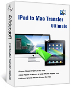 4Videosoft iPad to Mac Transfer Ultimate