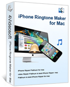4Videosoft iPhone Ringtone Maker for Mac coupon
