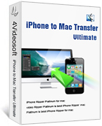 <p> 	4Videosoft iPhone to Mac Transfer can copy and backup and sync all your music, movie, photo, ringtone on iPhone/iPod to Mac fast and smoothly. It fully supports iPhone, iPhone 3G, iPhone 3GS, iPad, iPad 2, iPhone 4, iOS 4.3 and all the iPod versions.</p>