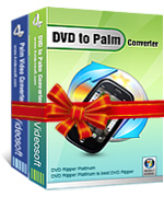 <p> 	4Videosoft DVD to Palm Suite packs DVD Palm Converter and movie to Palm converter functions. So, it is the bundle of 4Videosoft DVD to Palm Converter and Palm Video Converter.You are free to put DVD to Palm AVI, and convert movie to Palm AVI.</p>