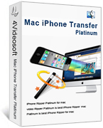 4Videosoft iPhone Transfer for Mac discount coupon