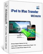 4Videosoft iPod to Mac Transfer Ultimate