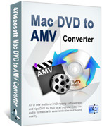 <p> 	4Videosoft Mac DVD to AMV Converter is the professional easy-to-use DVD to AMV Converter application compatible with all Mac versions.</p>