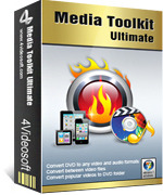 buy discount 4Videosoft Media Toolkit Ultimate with coupon code