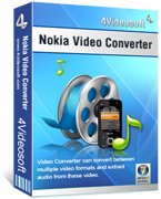 <p> 	Convert all video and audio for Nokia, support all the advanced Nokia Phone.</p>