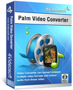 <p>4Videosoft Palm Video Converter kann alle gängigen video-Formate konvertieren.</p>