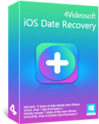 4Videosoft iOS Data Recovery discount coupon