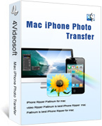 4Videosoft Mac iPhone Photo Transfer coupon