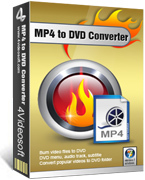 cheap 4Videosoft MP4 to DVD Converter
